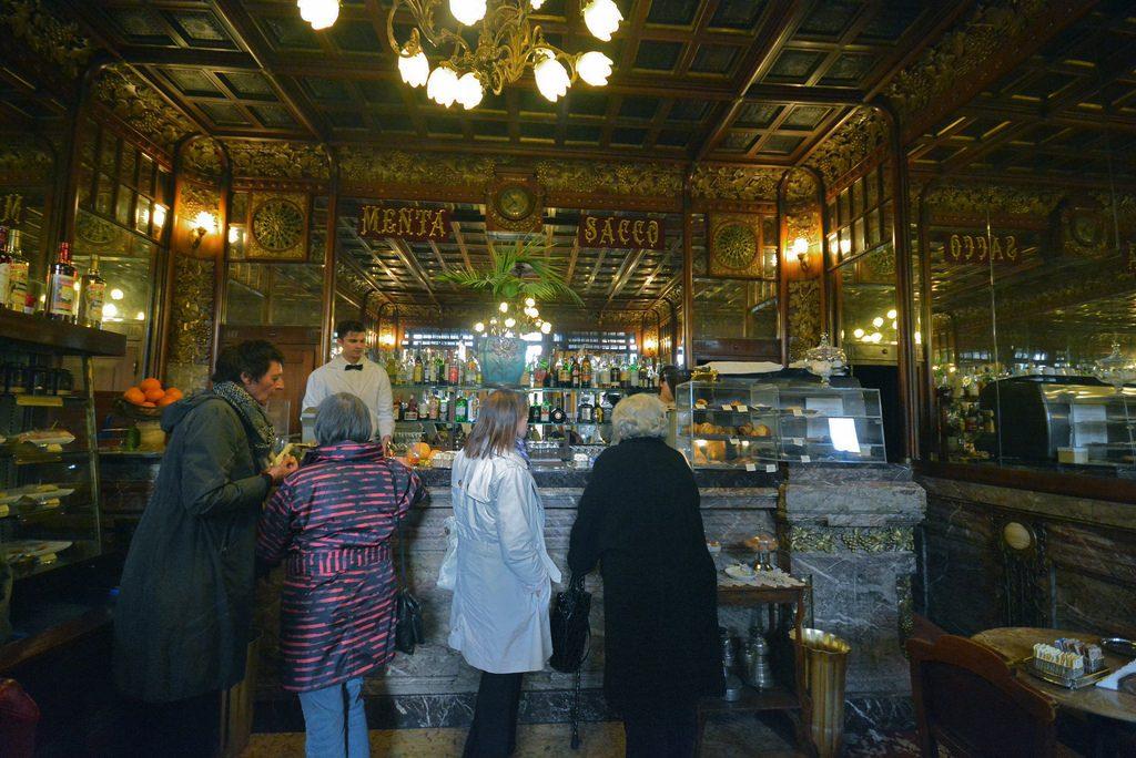 Caffe Mulassano Turin - blog eDreams