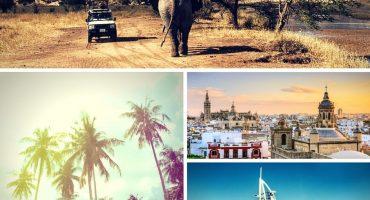 5 destinations de vacances inspirées par les Bleus