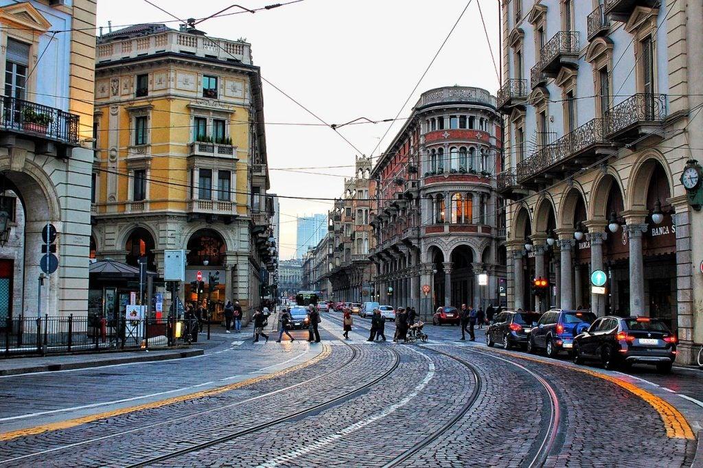 Via Roma Turin - blog eDreams