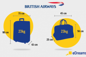 bagages British Airways - blog eDreams