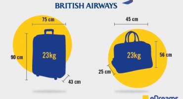 Conseils pour vos bagages British Airways