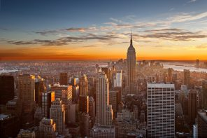 New York coucher soleil - blog eDreams