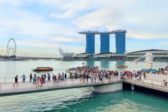 Marina Bay Singapour - blog eDreams