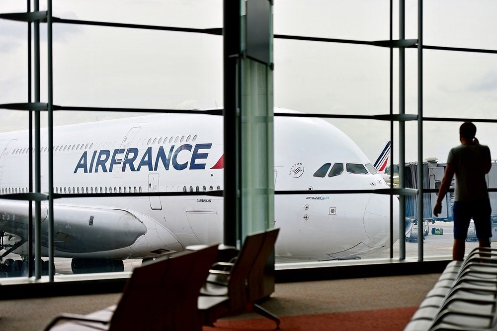 Bagage cabine air france vol interieur for Air france vol interieur