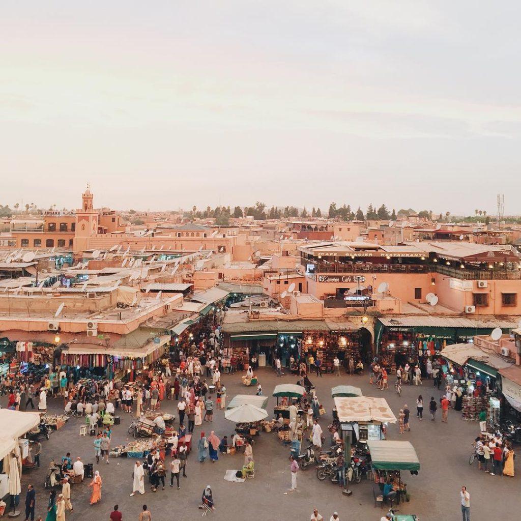 jemaa el fna - blog eDreams