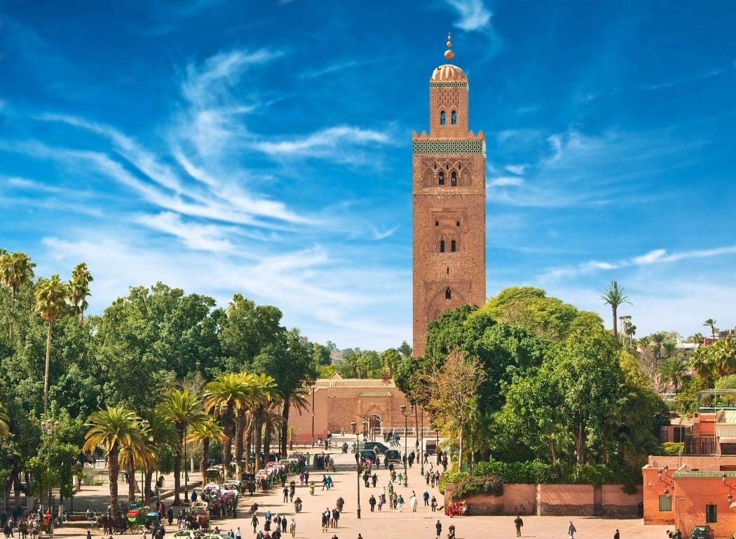 Marrakech Koutoubia - blog eDreams