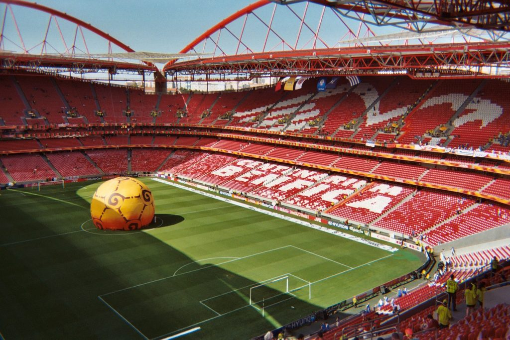 Estadio da Luz - blog eDreams