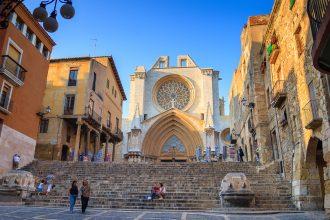 Cathédrale de Tarragona, Costa Daurada