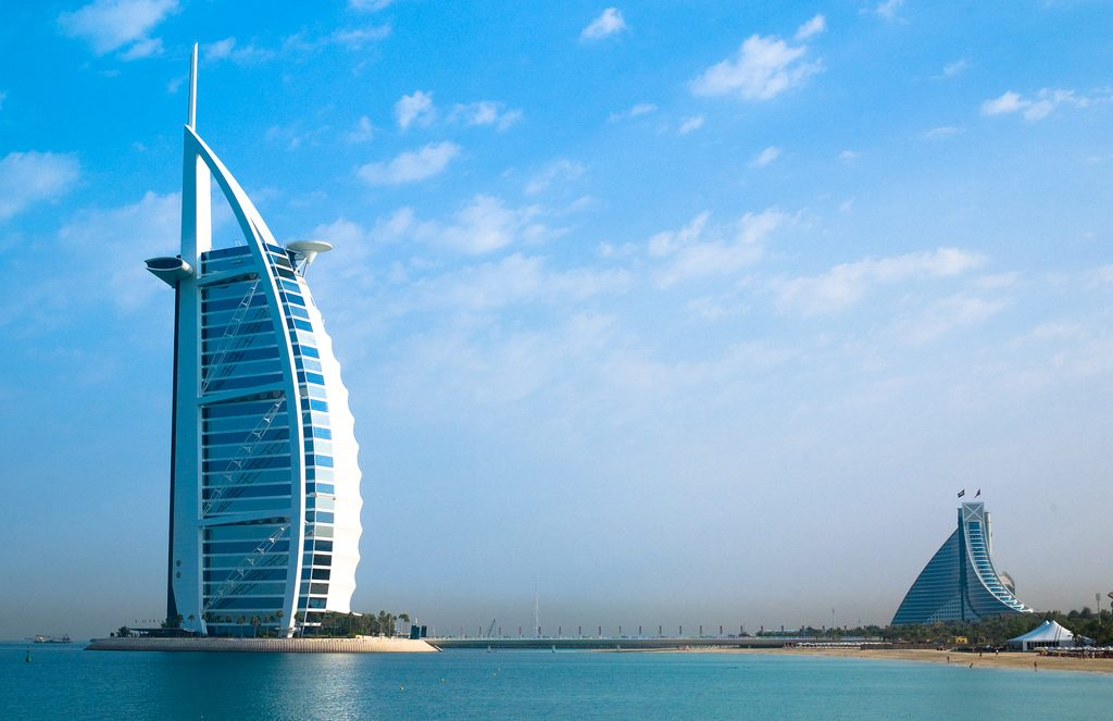 Burj Al Arab Dubaï - blog eDreams