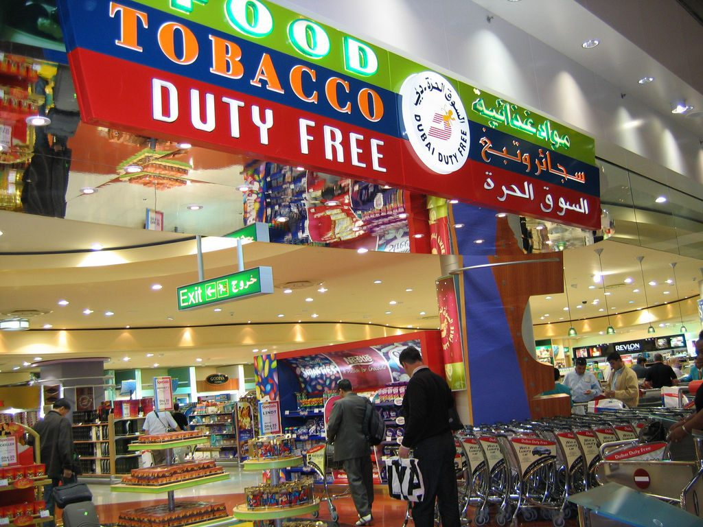 Duty free Dubaï - blog eDreams