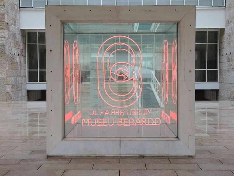 Musée Berardo Lisbonne - blog eDreams