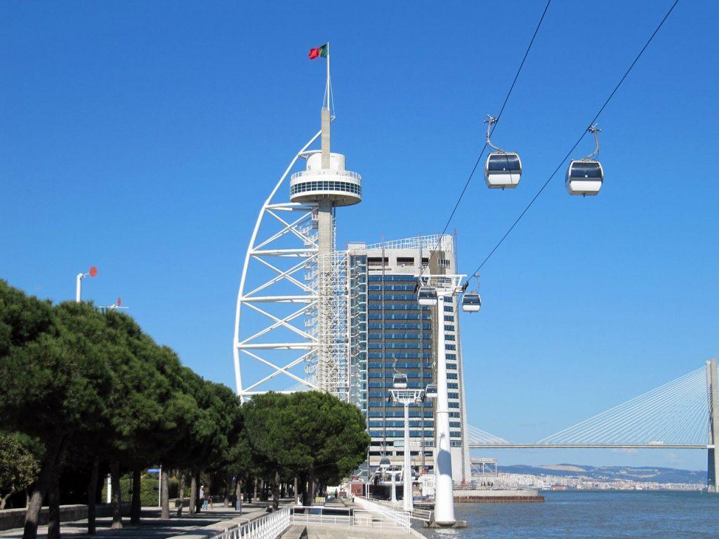 Parc des nations Lisbonne - blog eDreams