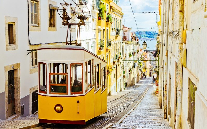 Tram 28 Lisbonne - blog eDreams