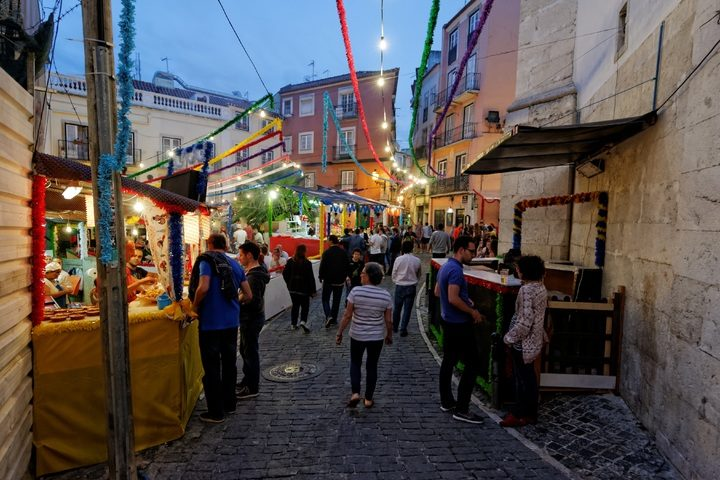 Fêtes de Lisbonne - blog eDreams