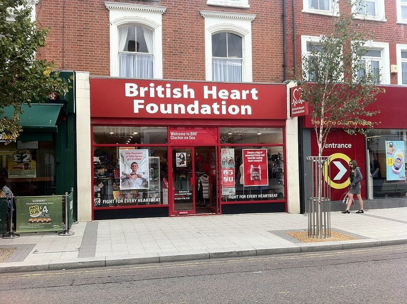 british heart foundation shop - blog eDreams