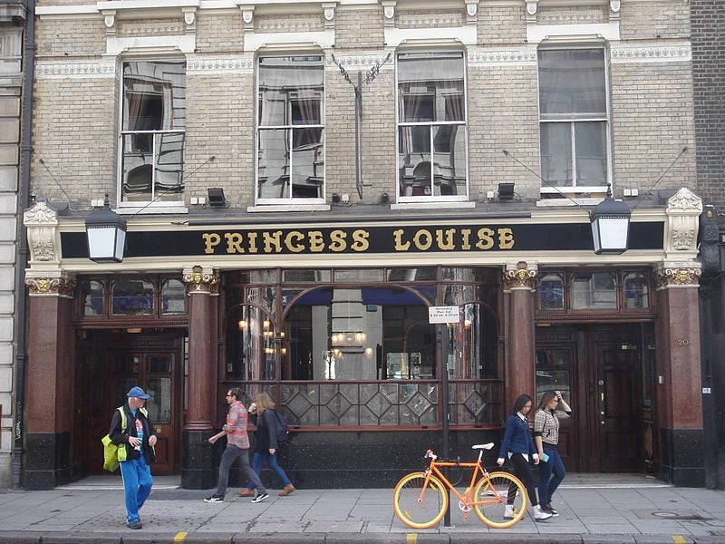 princess louise pub - blog eDreams
