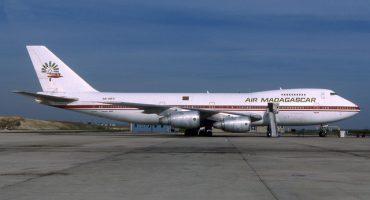 Les franchises bagages d'Air Madagascar