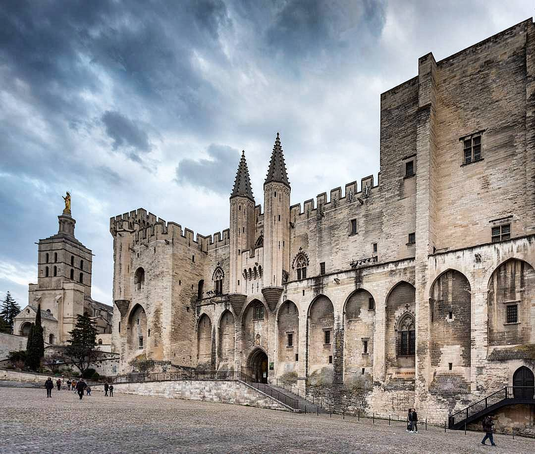palais des papes, avignon - blog eDreams