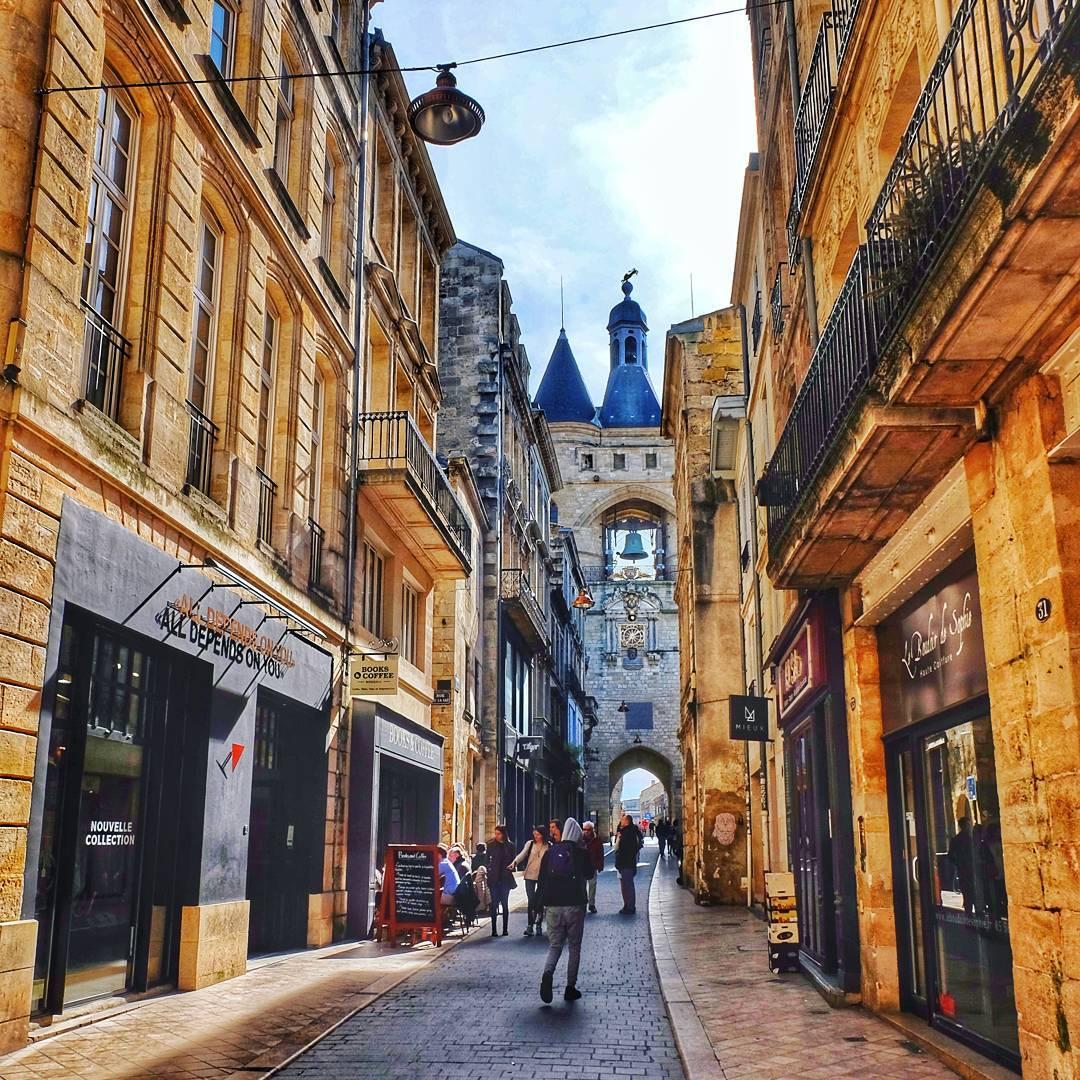 Bordeaux centre-ville - blog eDreams