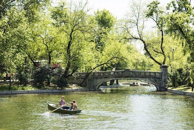Le Parc Cismigiu, Bucarest - blog eDreams