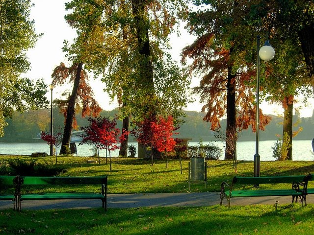 Le Parc Herastrau, Bucarest - blog eDreams