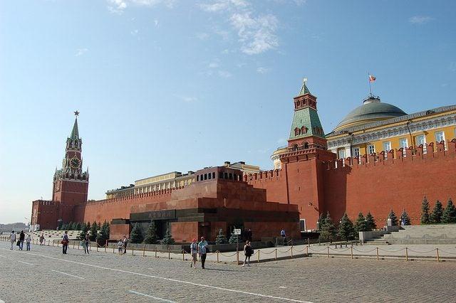 mausolée lénine, Moscou - blog eDreams