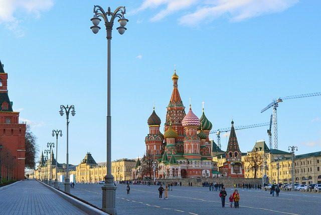 cathédrale saint-basile, Moscou - blog eDreams