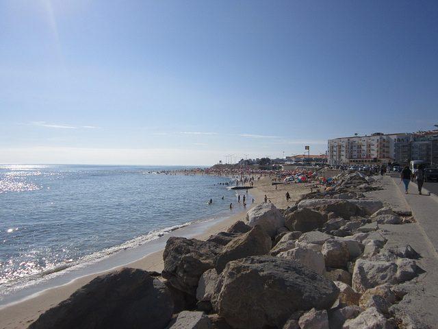 Buarcos Figueira da Foz meilleur spot de surf portugal edreams