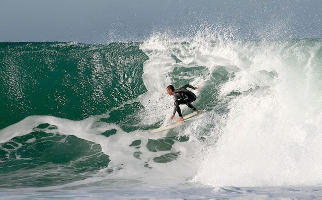 Coxos Ericeira meilleur spot de surf portugal edreams