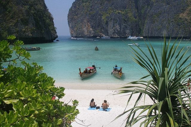 koh phi phi thailande edreams
