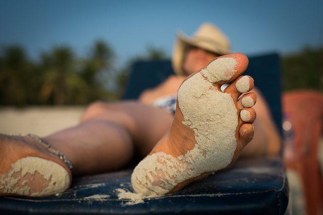 pieds thailande edreams