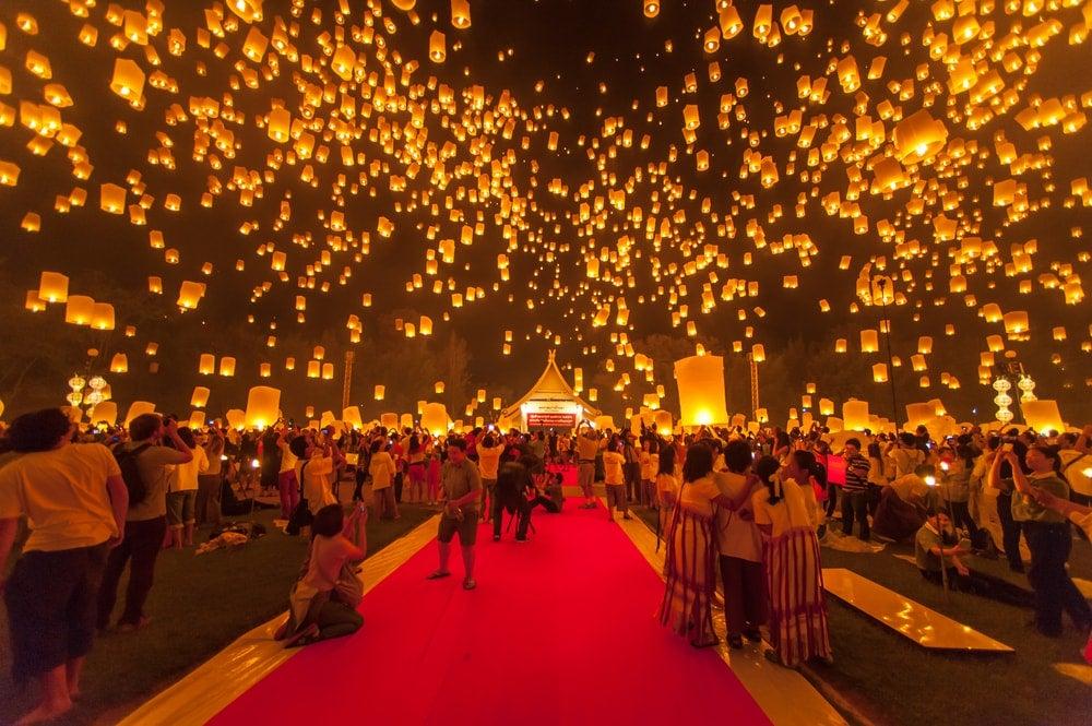 festival de Yi Peng - blog eDreams