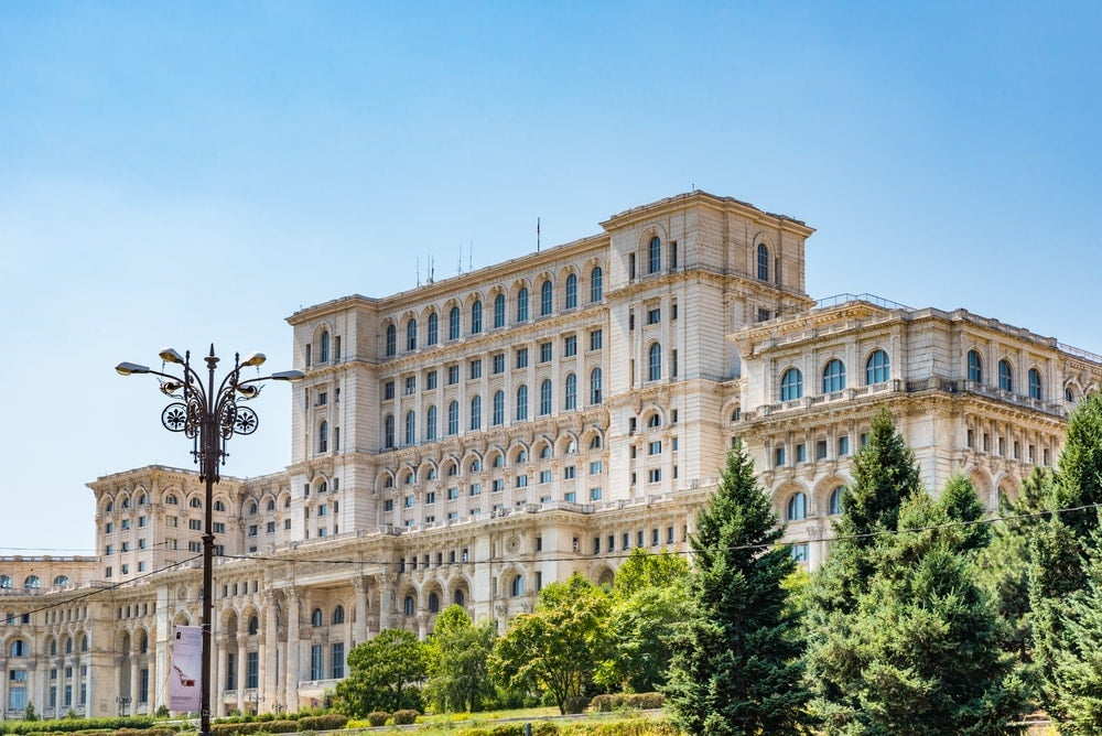 palais du gouvernement, Bucarest - blog eDreams