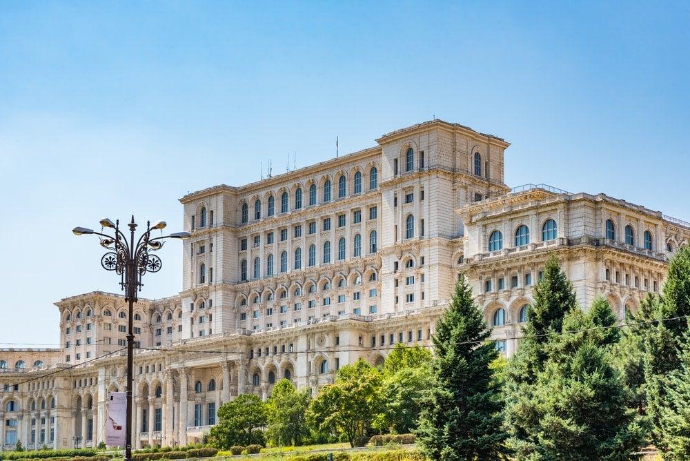palais du gouvernement, Bucarest - blog eDreams