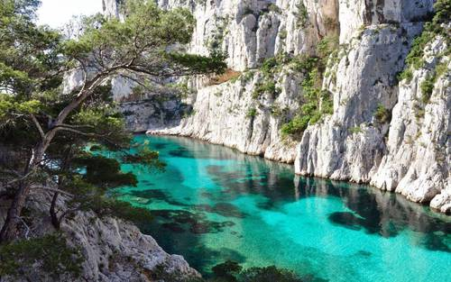 calanques marseille - blog edreams
