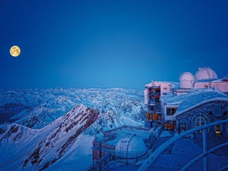 le Pic du Midi, l'observatoire des Pyrénées - blog eDreams