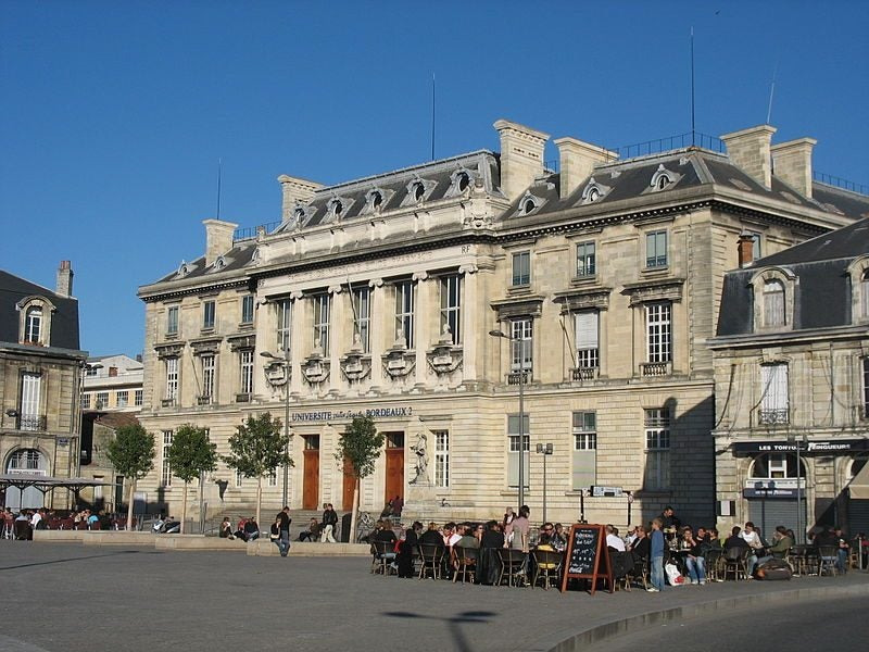 Université de Bordeaux - blog eDreams