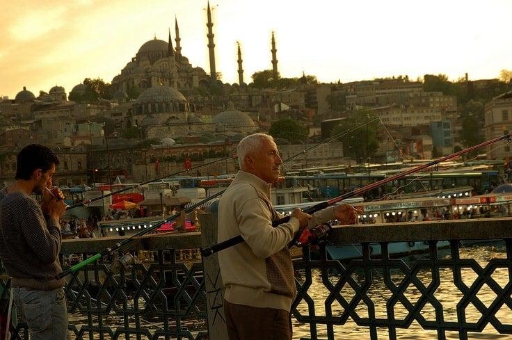 pont de Galata à Istanbul - blog eDreams