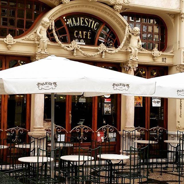 cafe majestic porto - blog eDreams