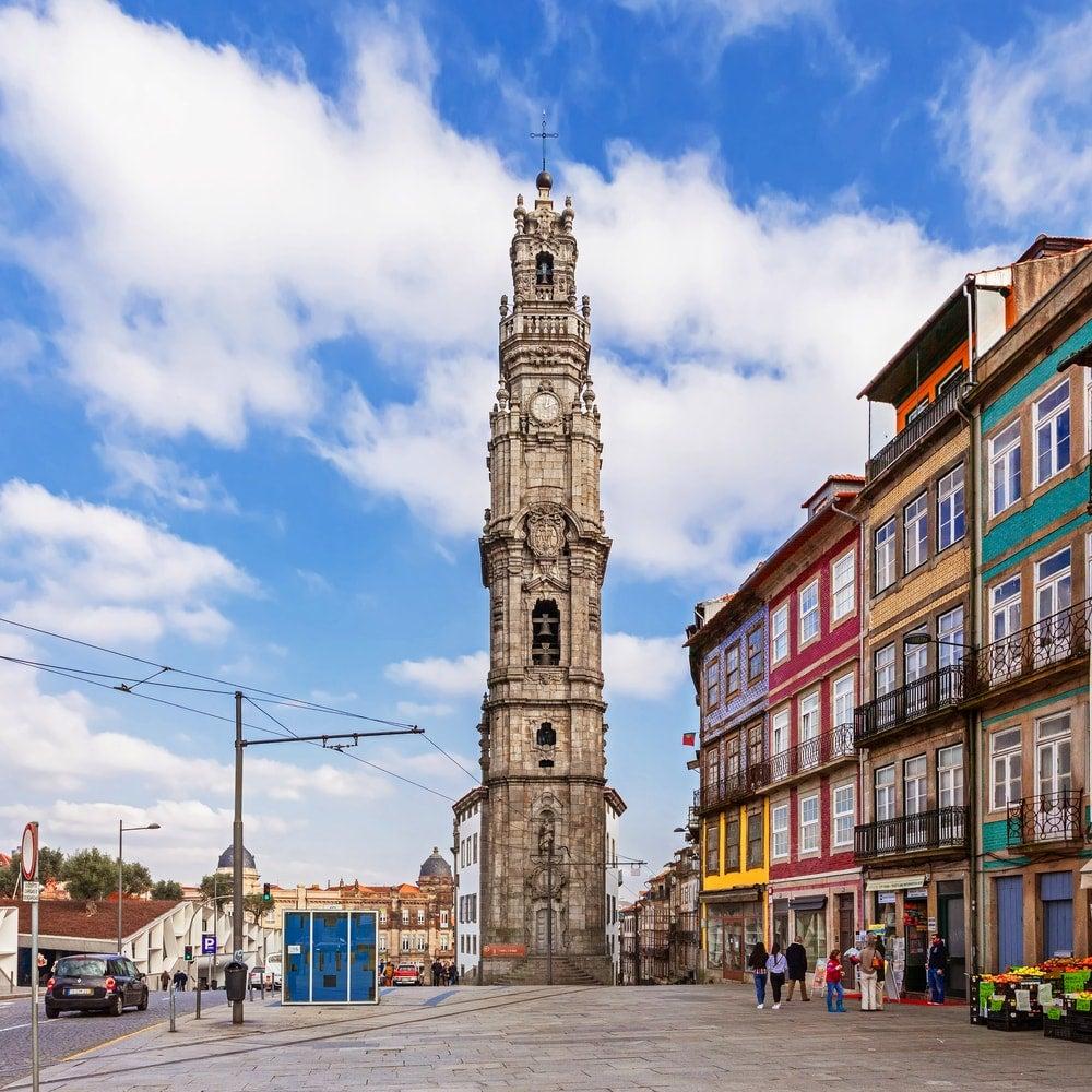 torre clerigos porto - blog eDreams