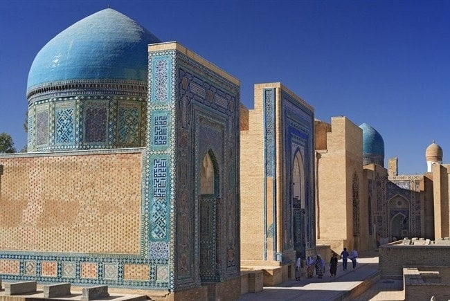 Samarcande, en Ouzbékistan - blog eDreams