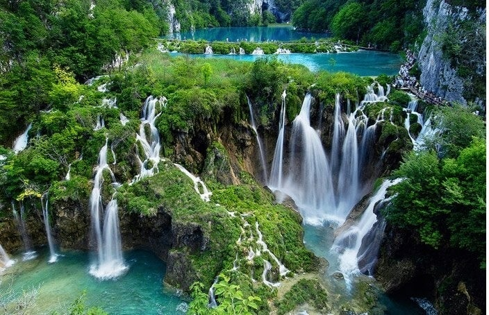 parc national de Plitvice en Croatie - blog eDreams