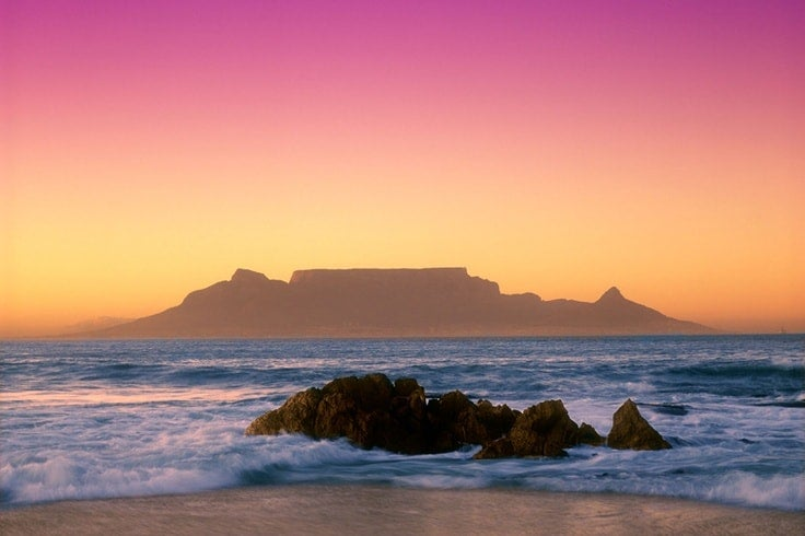 table mountain cap town - blog eDreams