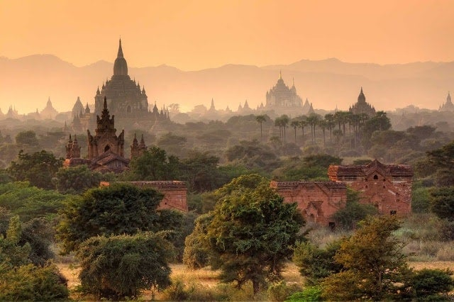 Bagan au Myanmar - blog eDreams