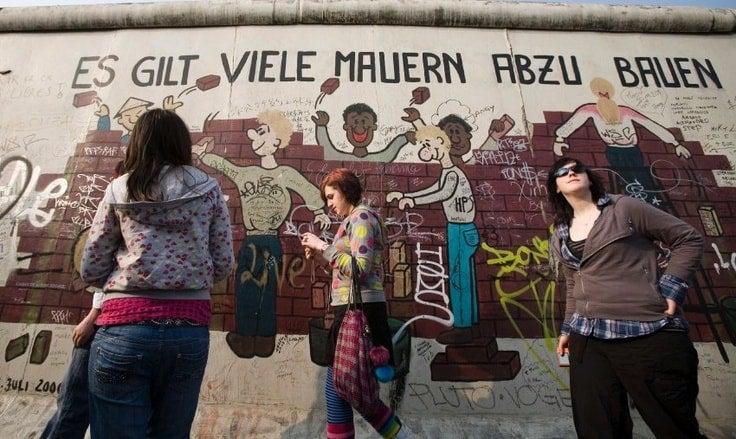 mur de Berlin - blog eDreams