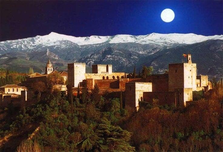 l'Alhambra de Grenade - blog eDreams