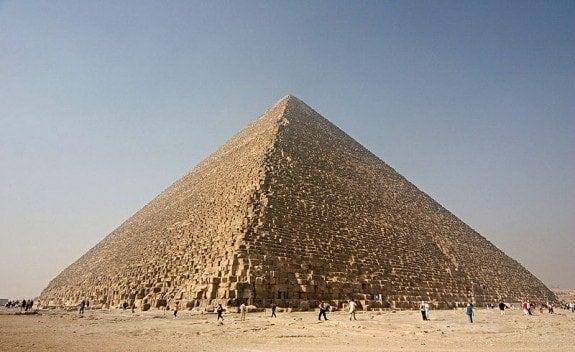 Grande Pyramide de Khéops - blog eDreams