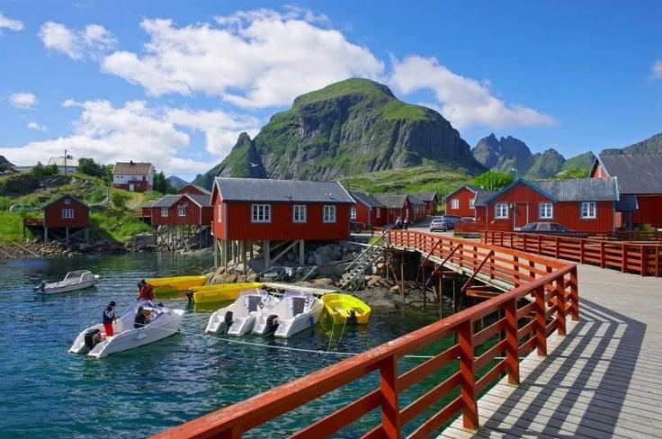Îles Lofoten en Norvège - blog eDreams