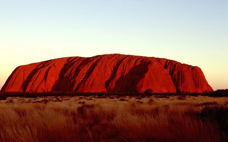 Uluru (Ayers Rock) en Australie - blog eDreams