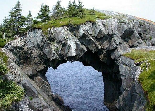 Berry Head Arch au Canada - blog eDreams
